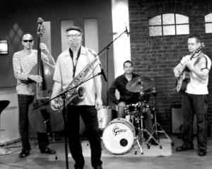 Subterranean Jazz jazz group from Phoenix, Arizona