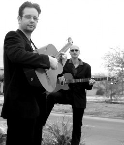 Sol Gitana, Latin jazz duo from Phoenix, Arizona