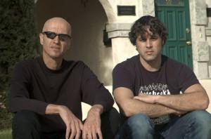 Jimmy Peggie & Steve Jansen